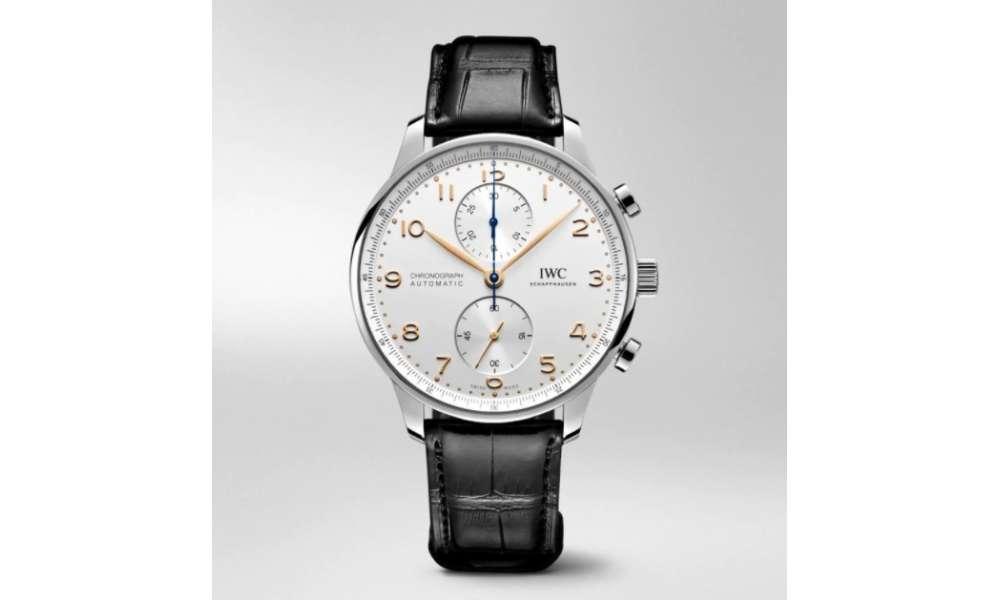 Часы IWC Portuguese для ценителей часового искусства