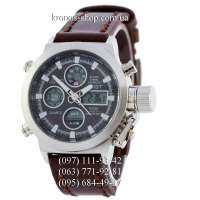 AMST AM3003 Brown/Silver/Black