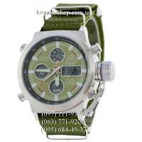 AMST AM3003 Green/Silver/Green
