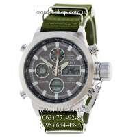 AMST AM3003 Green/Silver/Black