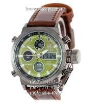 AMST AM3003 Brown/Black/Green