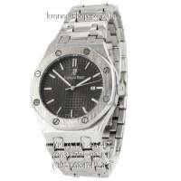 Audemars Piguet Royal Oak Date AA Silver/Black