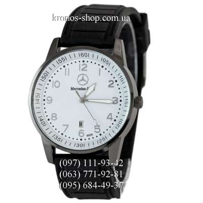 Mercedes 6929 Date Black/Black/White