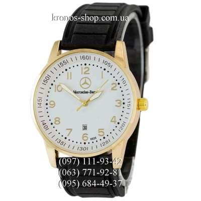 Mercedes 6929 Date Black/Gold/White