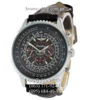 Breitling for Bentley Montbrilliant AA Black/Silver/Black