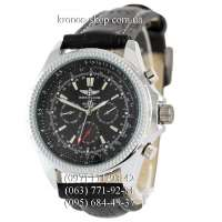 Breitling for Bentley Automatic AA Black/Silver/Black