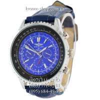Breitling for Bentley Automatic AA Blue/Silver/Black-Blue