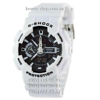 Casio G-Shock GA-110 White/Black