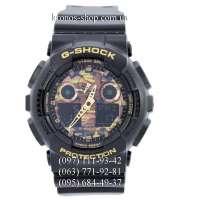 Casio G-Shock GA-100CF-1A9ER AAA