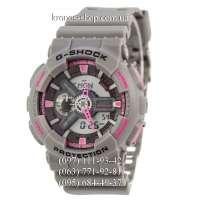Casio G-Shock GA-110 Gray/Pink AAA