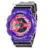 Casio G-Shock GA-110 Black/Violet AAA