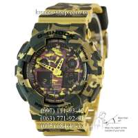 Casio G-Shock GA-100CM-5AER Autolight AAA