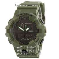 Casio G-Shock GA-700 All Military Green