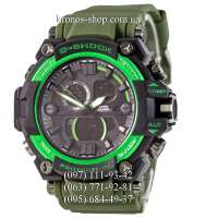 Casio G-Shock GWA-1045 Military Green/Black/Green