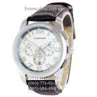 Chopard L.U.C Chrono One Automatic Black/Silver/White