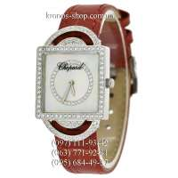 Chopard Happy Sport Square Brown/Silver