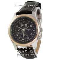 Longines Master Collection Moonphases Black/Silver-Gold/Black