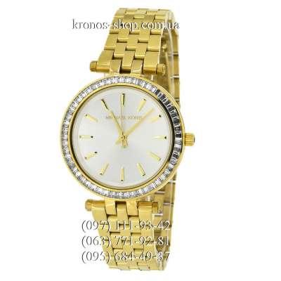 Michael Kors MK3365 Darci Gold/White