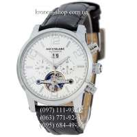 Montblanc TimeWalker Tourbillon Automatic Black/Silver/White