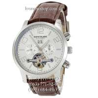 Montblanc TimeWalker Tourbillon Automatic Brown/Silver/White