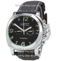 Panerai Luminor 1950 Marina 3 Days Black/Silver/Black-Green