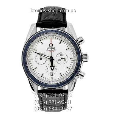 Omega Speedmaster Professional Moonwatch Black/Silver-Blue/White