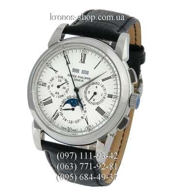 Patek Philippe Grand Complications 5204 Roman Black/Silver/White