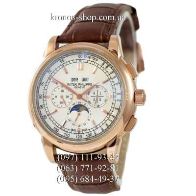 Patek Philippe Grand Complications AA Brown/Gold/White