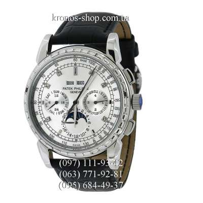 Patek Philippe Grand Complications 5971 Black/Silver/White