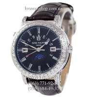 Patek Philippe Grand Complications 5160 Sky Moon Black/Silver/Black