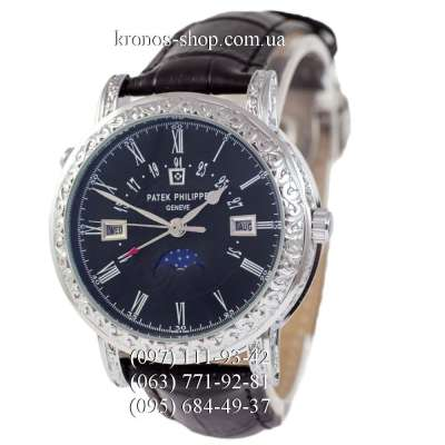 Patek Philippe Grand Complications 5160 Sky Moon Black/Silver/Black