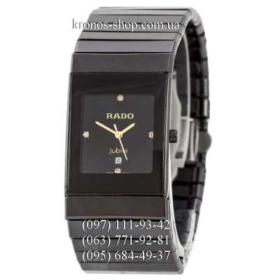 Rado Ceramica Jubile All Black-Gold