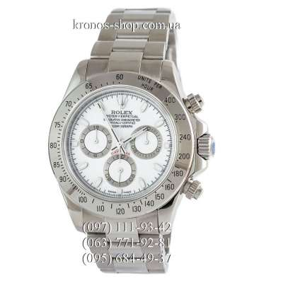 Rolex Cosmograph Daytona Automatic Chronograph ref. 116520-White