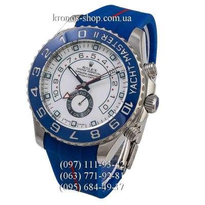Rolex Yacht-Master II Rubber Blue/Silver-Blue/White-Blue