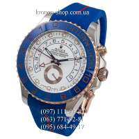 Rolex Yacht-Master II Rubber Blue/Silver-Gold-Blue/White-Blue