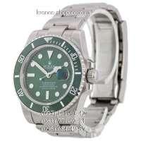 Rolex Submariner Date Silver/Green/Green