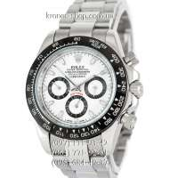Rolex Cosmograph Daytona AA Plus Silver/Black/White-Black