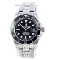 Rolex Submariner Date Silver/Black/Black