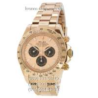 Rolex Cosmograph Daytona AA Plus All Rose Gold-Black