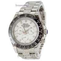 Rolex Cosmograph Daytona AA Plus Silver/Black/White