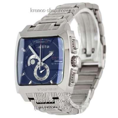 TAG Heuer Monaco Calibre 12 LS Chronograph Silver/Black