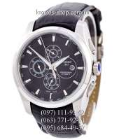 Tissot T-Classic Couturier Automatic Alternative Black/Silver/Black