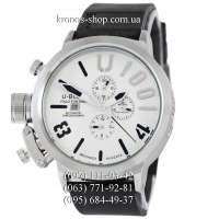 U-Boat Italo Fontana U-1001 Black/Silver/White-Black