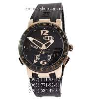 Ulysse Nardin Executive El Toro GMT Perpetual Black/Gold/Black