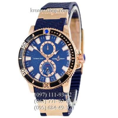 Ulysse Nardin Maxi Marine Diver AA Blue/Gold/Blue