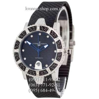Ulysse Nardin Marine Lady Diver Black/Silver/Black