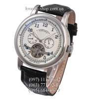 A. Lange & Sohne Unforgettable Masterpieces Tourbograph Silver/White