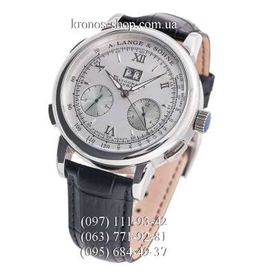A. Lange & Sohne Datograph Flyback Automatic Black/Silver/White