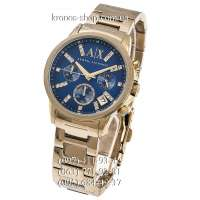 Armani Exchange Lady Banks AX4332 Gold/Blue