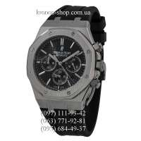Audemars Piguet Royal Oak Chronograph Black/Silver/Black